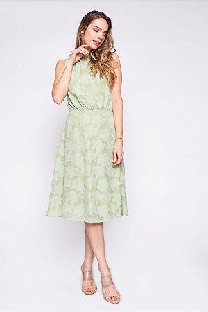 Vestido Suria Verde