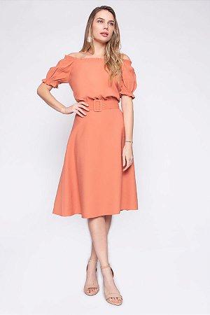 Vestido Solana Coral
