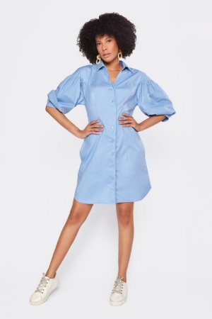 Vestido Vania Azul