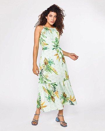 Vestido Virginia Verde