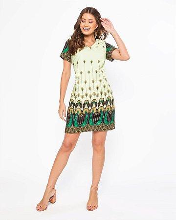 Vestido Yasmin Verde