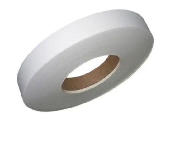 Fita de Borda PVC Rehau Essencial Branco Diamante Duratex - Rolo 20m esp 0,45mm