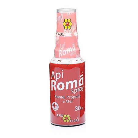 Apiromã Spray 30ml Mel com Própolis e Romã - Apis Flora