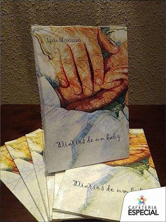 """Livro """"Diários de um baby"""" (Lilia Monteiro)"""