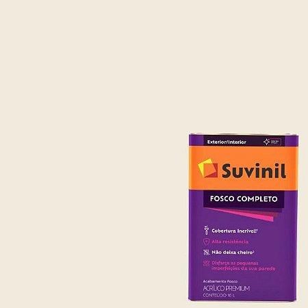Tinta Acrilica Fosco Completo Rendado latão com 16 litros - Suvinil