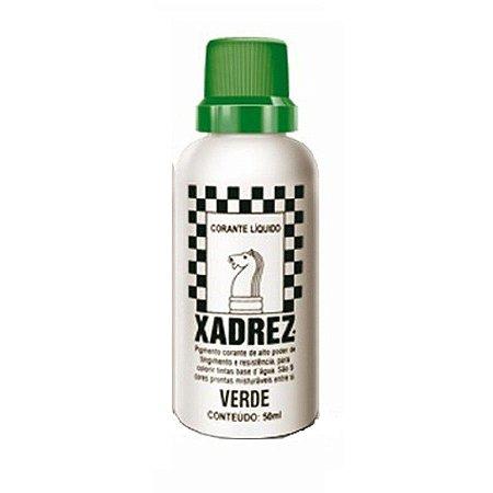 Bisnaga verde - xadrez