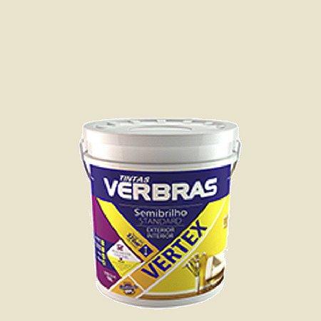 Tinta semi-brilho branco gelo (galão 3,6l)vertex - verbras