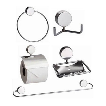 Kit de acessorios com 5 peças light - kelly metais