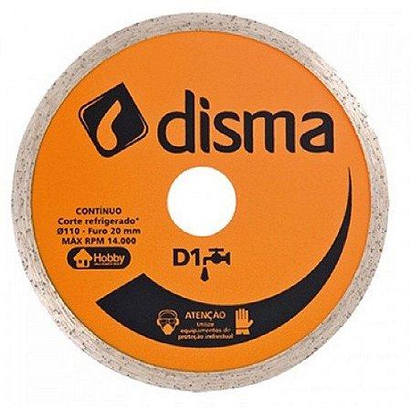 Disco para maquita liso 110mm x 20mm d1 - disma