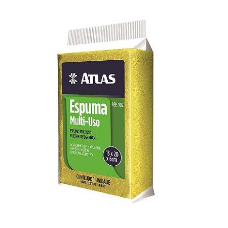 Bloco de Espuma - Atlas