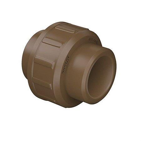 Uniao 25mm hidraulico - fortlev
