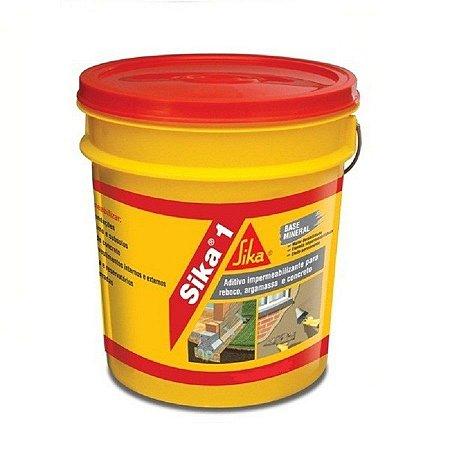 Sika 1 balde de 18 litros - sika