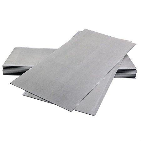 Placa cimentícia com borda 1,20 x 2,40m x 8mm - brasilit