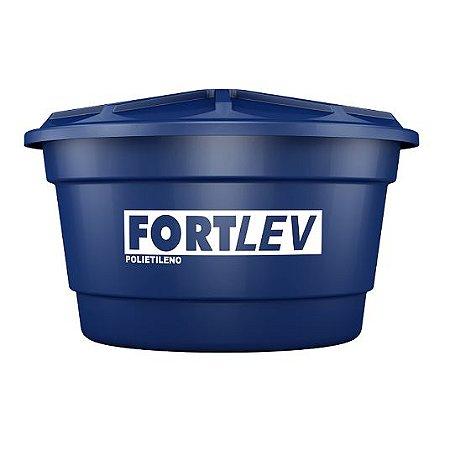 Caixa d'água com tampa 2.000l polietileno - fortlev