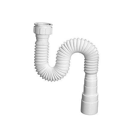 Sifao simples universal branco - Globalplastic