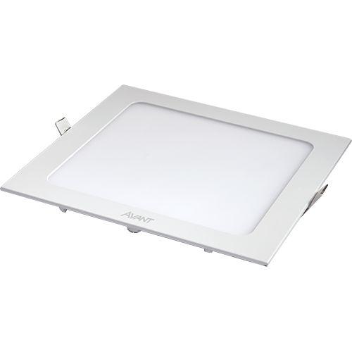 Luminária Painel Pop de Embutir 18W 22x22CM - Avant