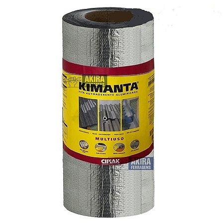 Manta 50cm kimanta aluminio rolo com 10 metros - ciplak