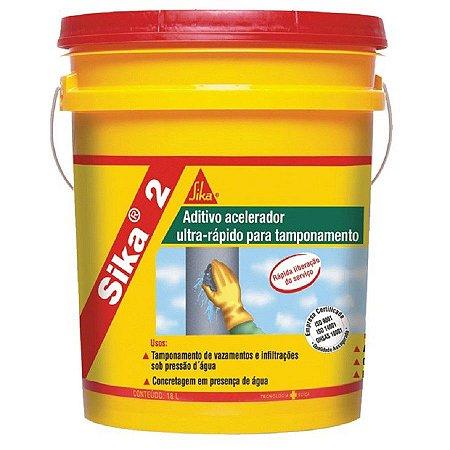 Sika 2 balde de 18 litros - sika