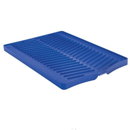Bandeja para Louça Polipropileno Azul Plurale - Tramontina