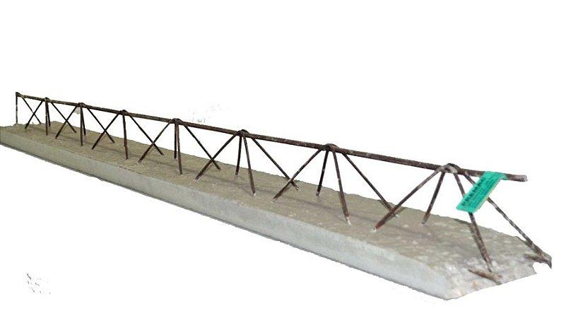 Laje pré moldada treliçada t1 padrão residencial vão livre 2,50 metros - premac