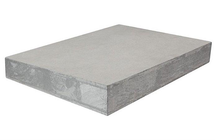 Placa cimentícia com borda 1,20 x 3,00m x 10mm - brasilit