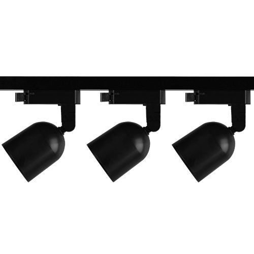 Luminária Kit Trilho Elegance Preto 7W - Avant