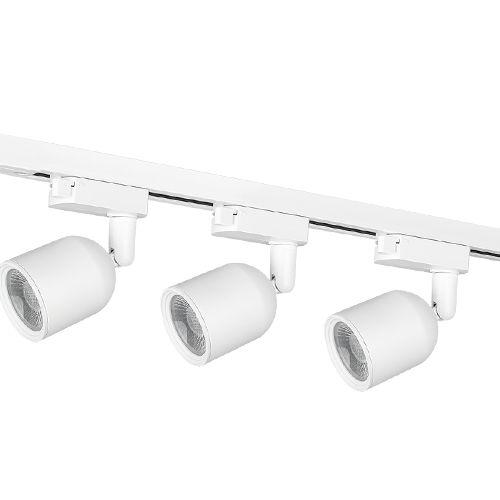 Luminária Kit Trilho Elegance Branca 7W - Avant