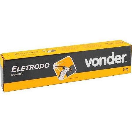 Eletrodo de Solda Caixa com 5kg - Vonder