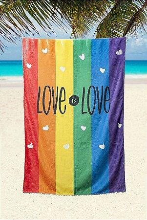 Toalha de Praia Linha Summer Love