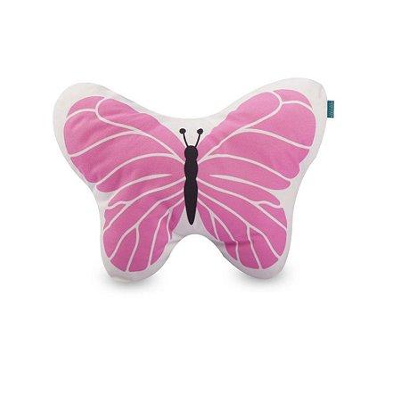 Almofada Coleção Moderninhos  Borboleta Mari (rosa)