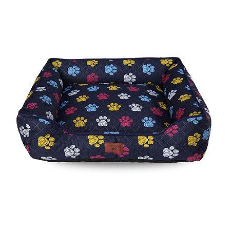 Caminha 100% Impermeavel Cachorro Pequena 50x50 Colorida