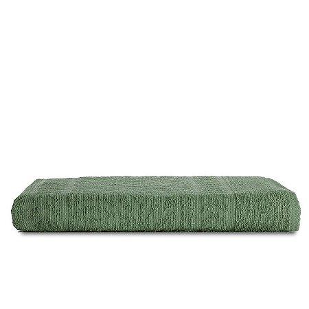 Toalha Avulsa de Banho Athenas Verde 100% Algodão