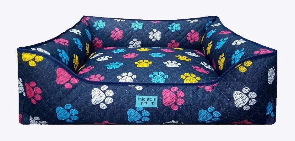 Caminha 100% Impermeavel Cachorro Gato Media 60x60 Colorida