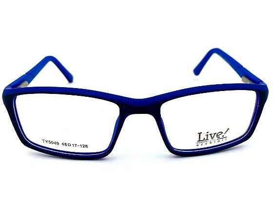 Live! Infantil de Grau Why Preto/Azul