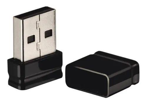 Pendrive Nano Preto 32GB - PD055
