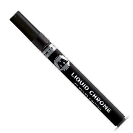 Marcador Molotow Liquid Chrome - 1mm