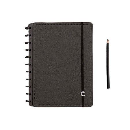Caderno Inteligente Black Ecológico - Grande