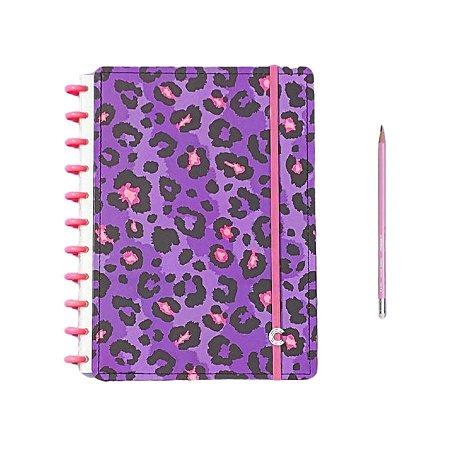 Caderno Inteligente Lilac - Grande