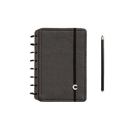Caderno Inteligente Black Ecológico - A5
