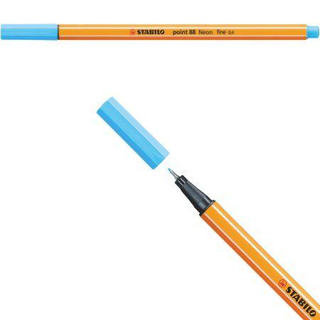 Stabilo Point 88 - Azul Neon 88/031