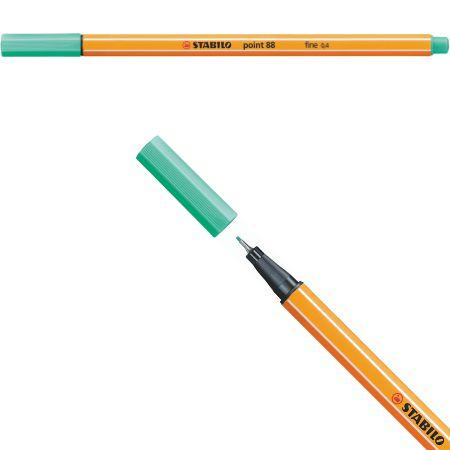 Stabilo Point 88 - Verde Água 88/13