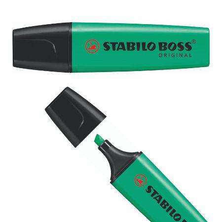Stabilo Boss Original - Verde Escuro 70/51