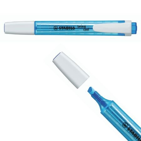 Stabilo Swing Cool Neon - Azul 275/31