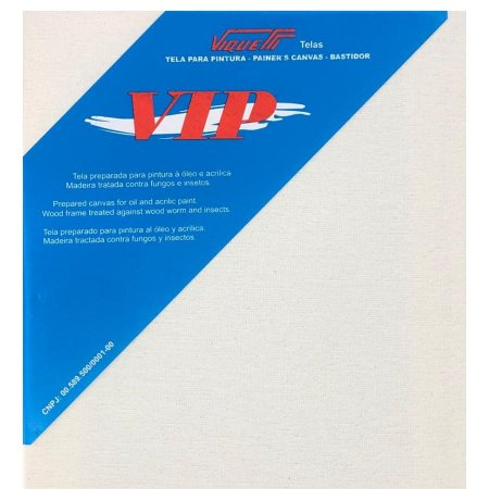 Tela para Pintura Viquetti - 50x70cm