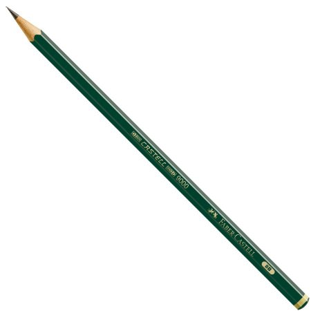 Lápis Grafite Faber-Castell 9000 - 8B