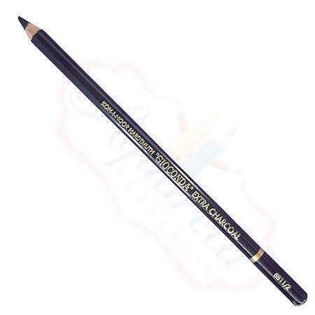 Lápis Esboço Koh-I-Noor Gioconda Extra Coal 2 - Macio