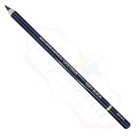 Lápis Esboço Koh-I-Noor Gioconda Negro 2 - Macio