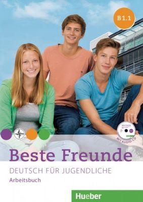 Beste Freunde B1/1 - Arbeitsbuch mit CD-ROM