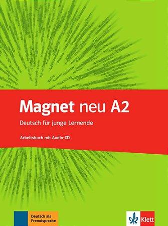Magnet neu A2 - Arbeitsbuch mit Audio-CD