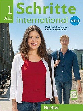 Schritte International Neu 1 - A1/1 (NOVA EDICAO)